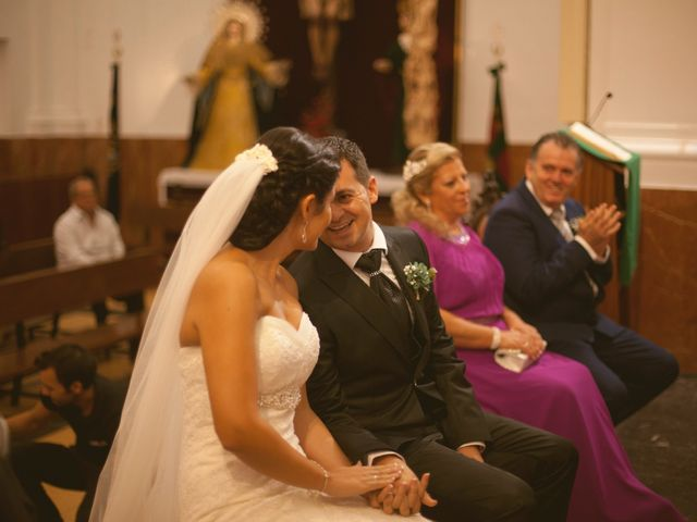 La boda de Jesus y Natalia en Puerto Real, Cádiz 53