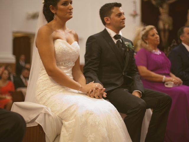 La boda de Jesus y Natalia en Puerto Real, Cádiz 55