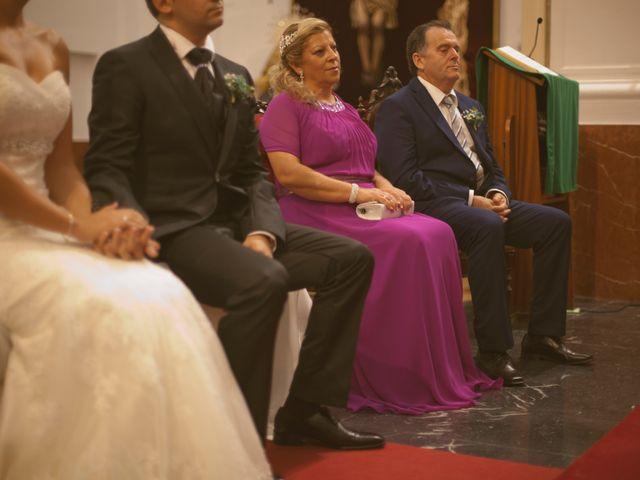 La boda de Jesus y Natalia en Puerto Real, Cádiz 57