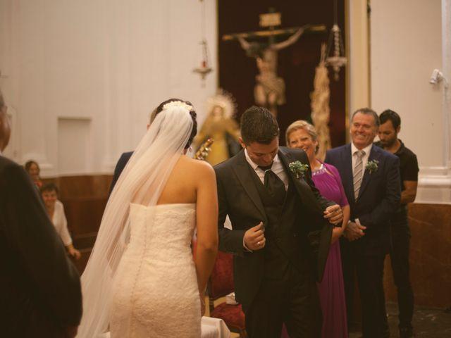La boda de Jesus y Natalia en Puerto Real, Cádiz 60