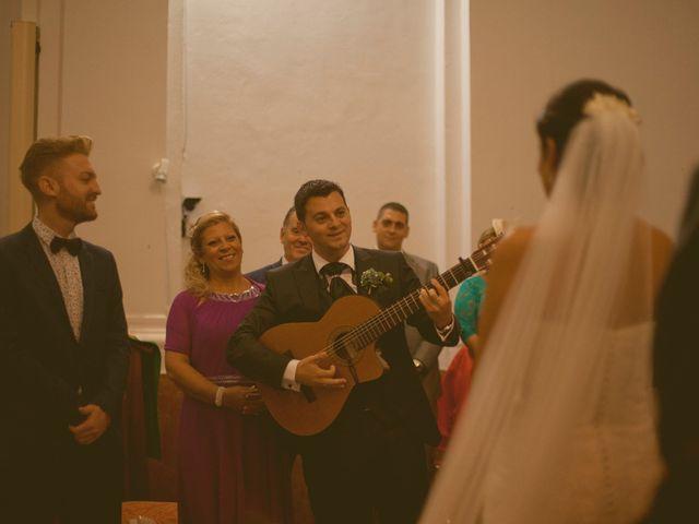 La boda de Jesus y Natalia en Puerto Real, Cádiz 79