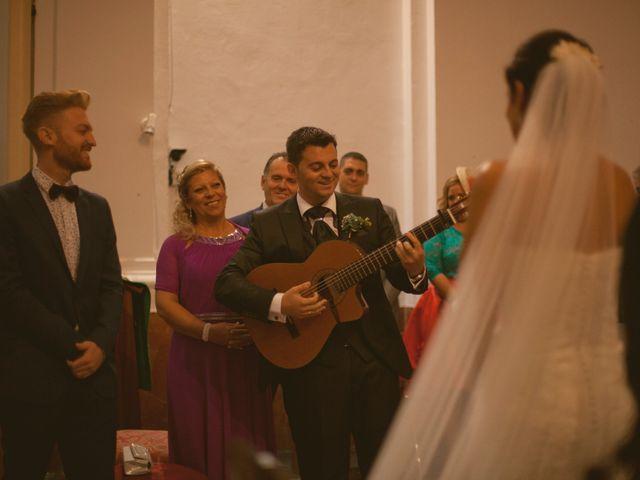 La boda de Jesus y Natalia en Puerto Real, Cádiz 80