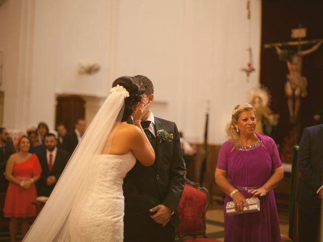 La boda de Jesus y Natalia en Puerto Real, Cádiz 84