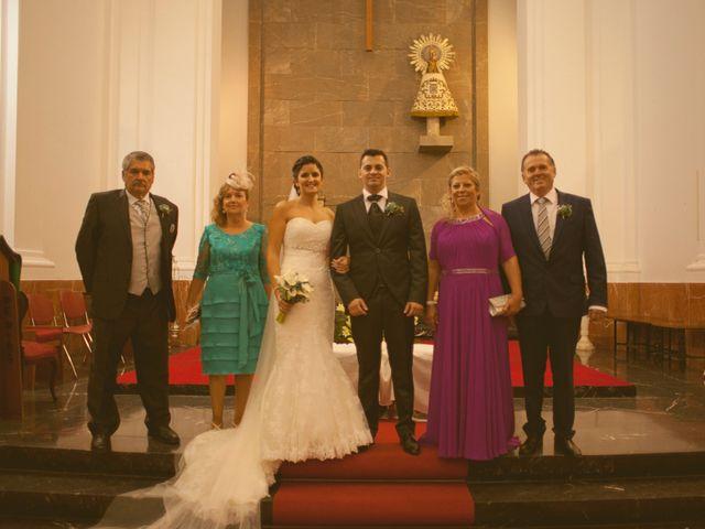 La boda de Jesus y Natalia en Puerto Real, Cádiz 92