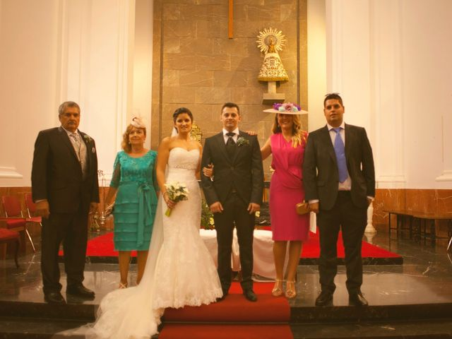La boda de Jesus y Natalia en Puerto Real, Cádiz 93
