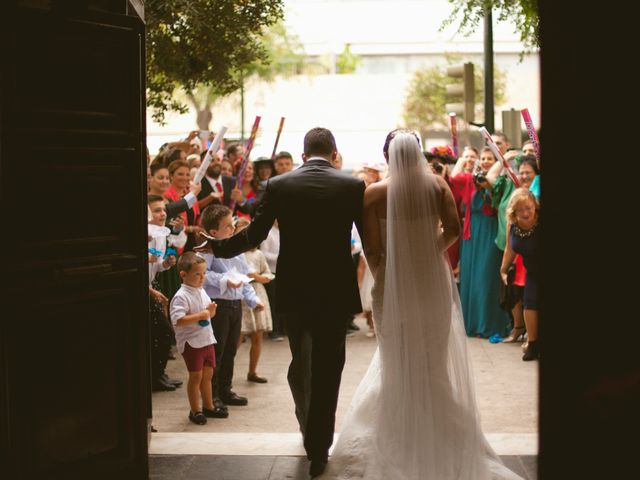 La boda de Jesus y Natalia en Puerto Real, Cádiz 96