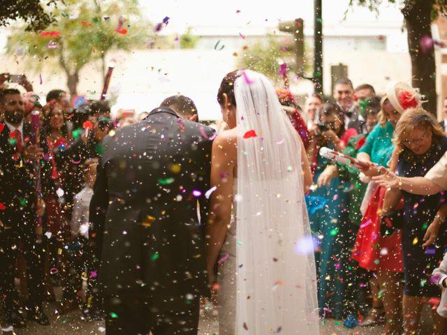 La boda de Jesus y Natalia en Puerto Real, Cádiz 98