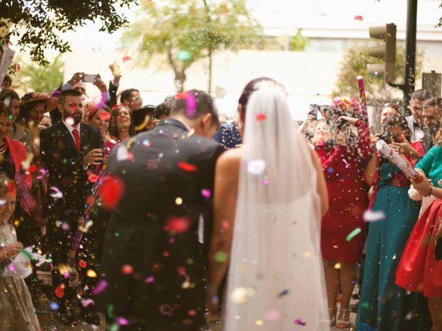 La boda de Jesus y Natalia en Puerto Real, Cádiz 99