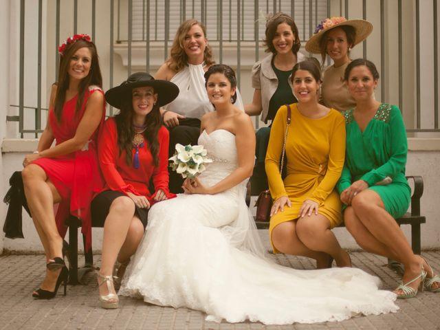 La boda de Jesus y Natalia en Puerto Real, Cádiz 104