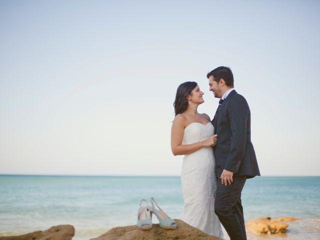 La boda de Jesus y Natalia en Puerto Real, Cádiz 201
