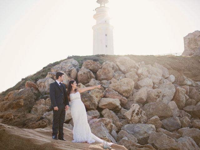 La boda de Jesus y Natalia en Puerto Real, Cádiz 204