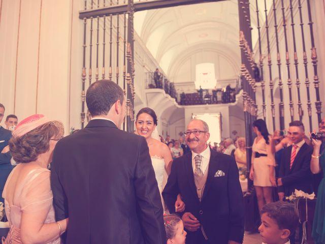 La boda de Armando y Viky en Madridejos, Toledo 7