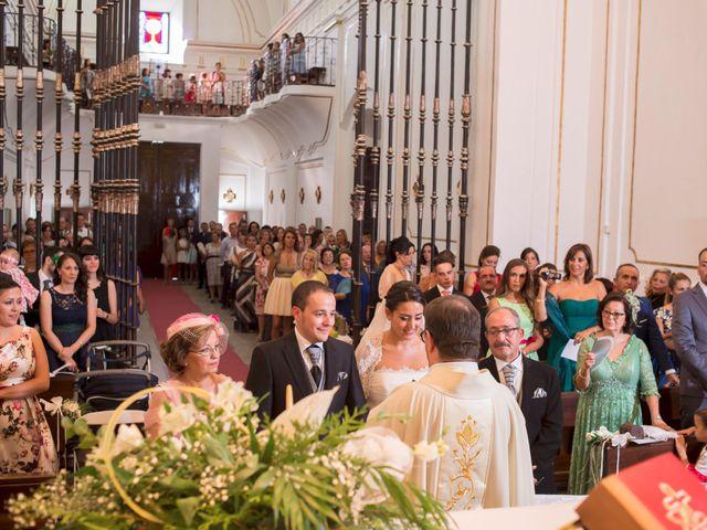 La boda de Armando y Viky en Madridejos, Toledo 8