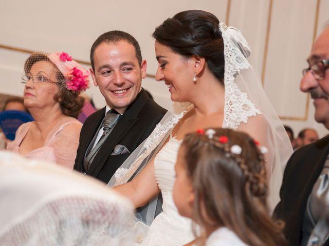 La boda de Armando y Viky en Madridejos, Toledo 9
