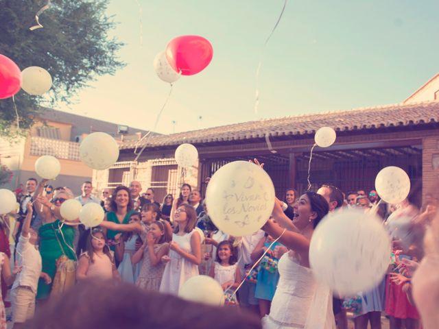 La boda de Armando y Viky en Madridejos, Toledo 13