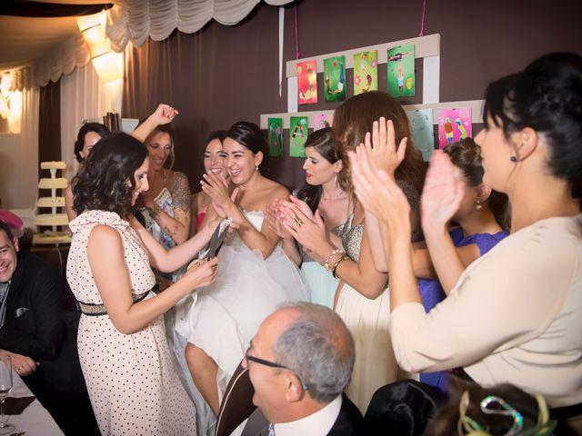 La boda de Armando y Viky en Madridejos, Toledo 21