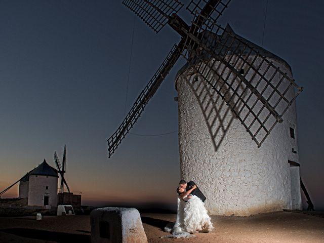 La boda de Armando y Viky en Madridejos, Toledo 27