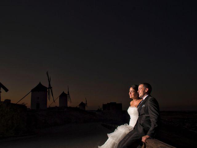 La boda de Armando y Viky en Madridejos, Toledo 29