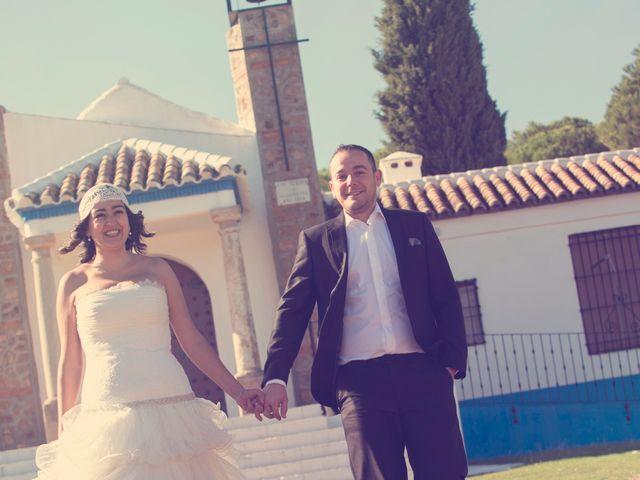 La boda de Armando y Viky en Madridejos, Toledo 1