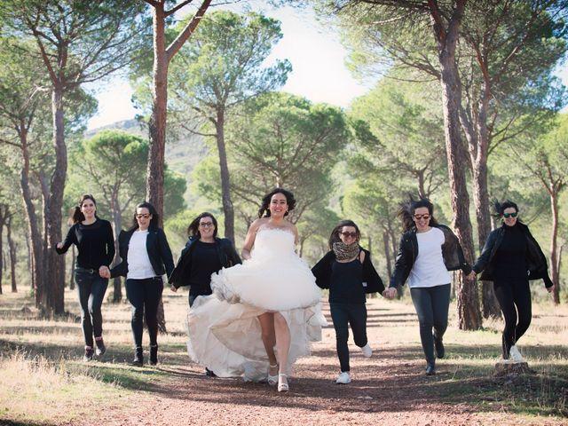 La boda de Armando y Viky en Madridejos, Toledo 32