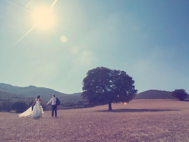 La boda de Armando y Viky en Madridejos, Toledo 35