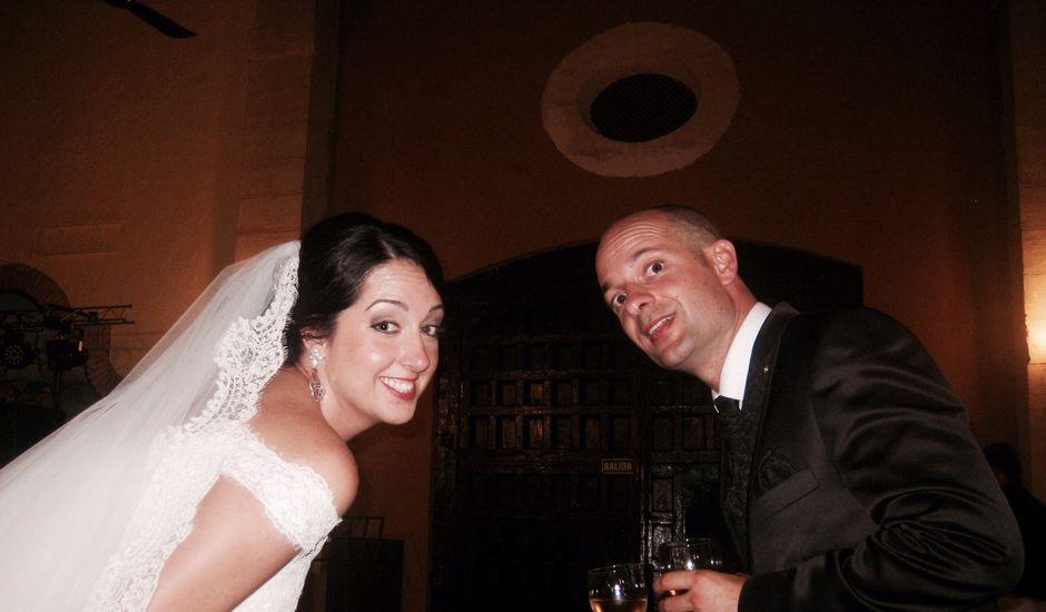 La boda de Antonio  y Begoña en San Fernando, Cádiz