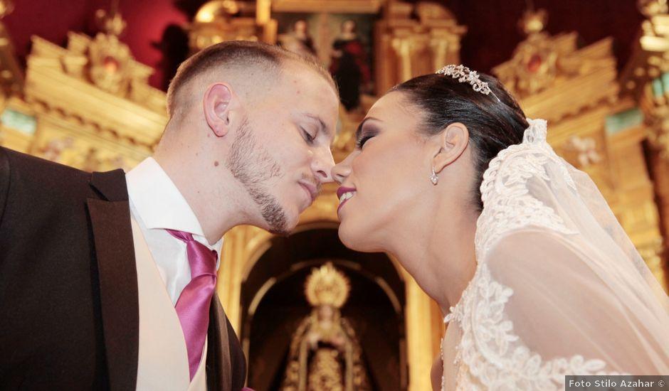 La boda de Álvaro y Nerea en Utrera, Sevilla