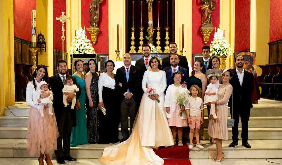 La boda de Jorge y Miriam en San Fernando, Cádiz
