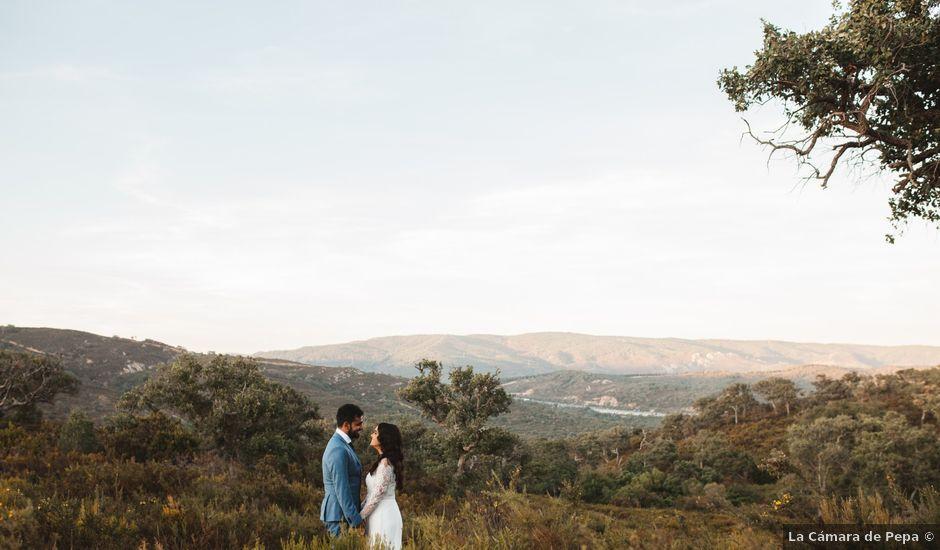 La boda de Amanda y Medhat en Los Barrios, Cádiz