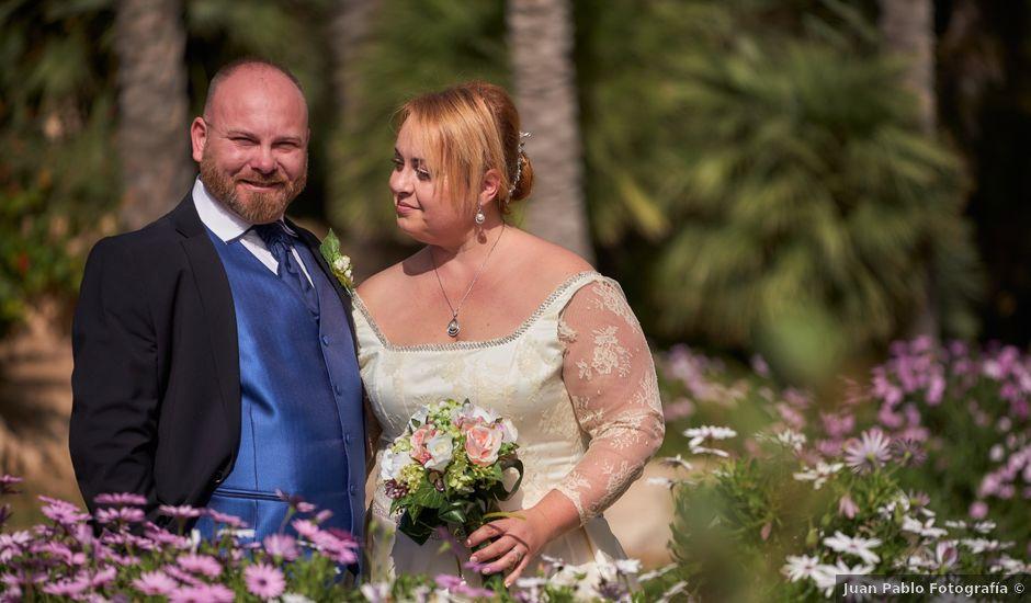 La boda de Antonio Javier y Sonia en Alacant/alicante, Alicante