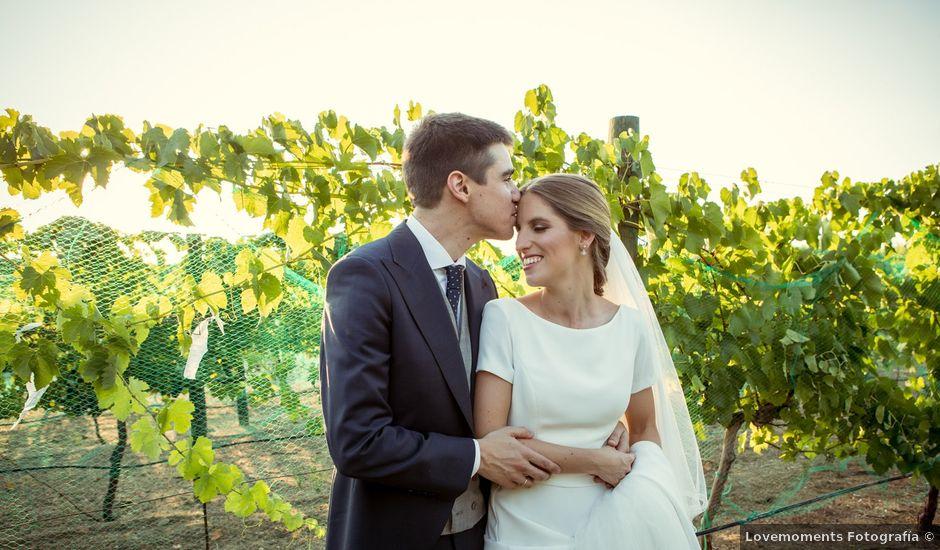 La boda de Cristina y Eduardo en Toledo, Toledo