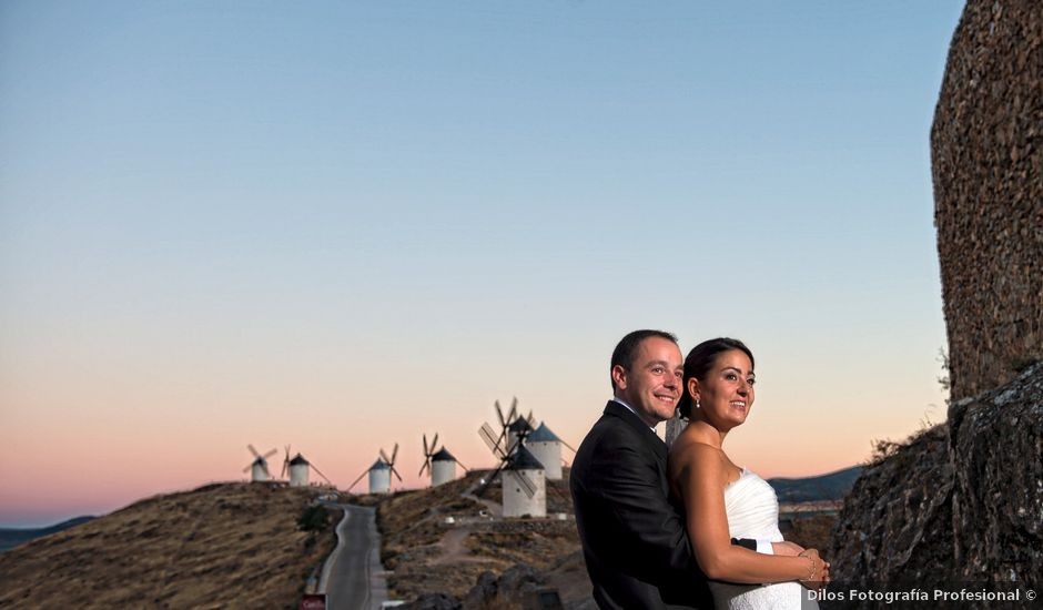 La boda de Armando y Viky en Madridejos, Toledo