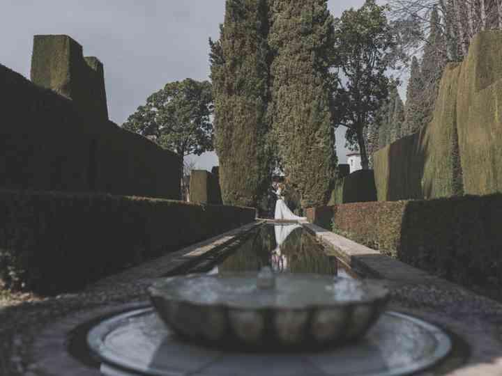 La boda de Antonia Victoria y Pedro