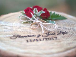 La boda de Francisco y José Luis 1