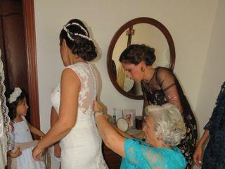 La boda de Ana María y Rafa 2