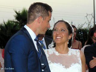 La boda de Ana María y Rafa