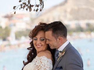 La boda de Miguel y Ana