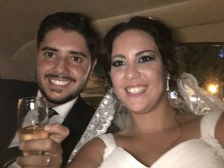 La boda de Myriam y Ismael 1