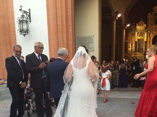 La boda de Myriam y Ismael 2