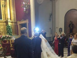 La boda de Myriam y Ismael 3