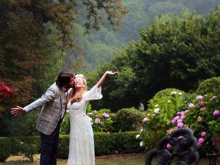 La boda de Almudena y Guillermo