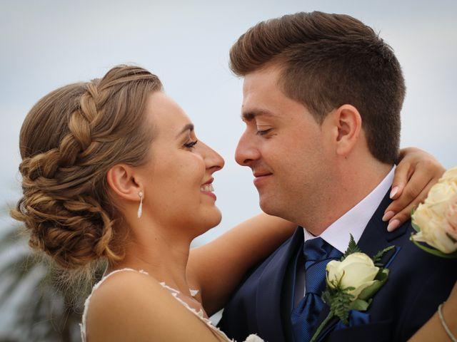 La boda de Hannah y Daniel
