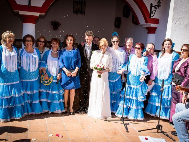 La boda de Javier  y Laura  en Arganda Del Rey, Madrid 1
