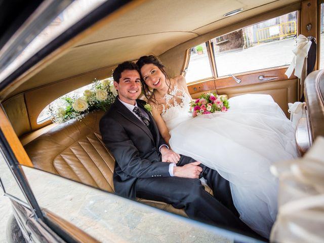 La boda de Marc y Laura