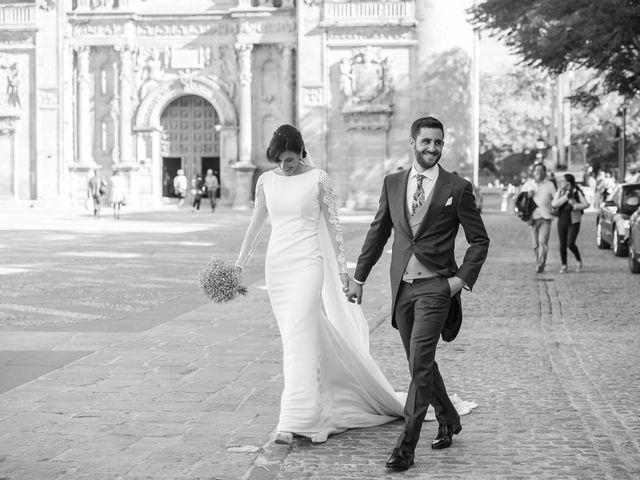 La boda de Rosario y Jose Alberto