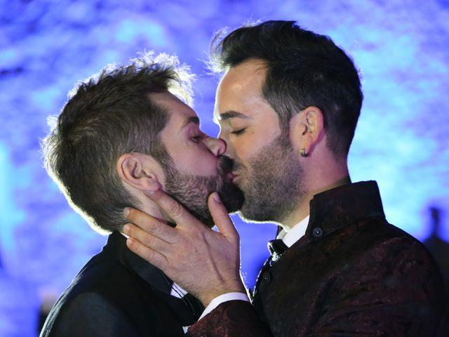 La boda de Francisco y José Luis