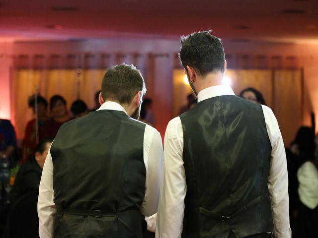 La boda de José Luis y Francisco en Vandellos, Tarragona 20