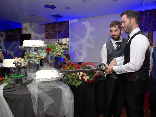 La boda de José Luis y Francisco en Vandellos, Tarragona 13