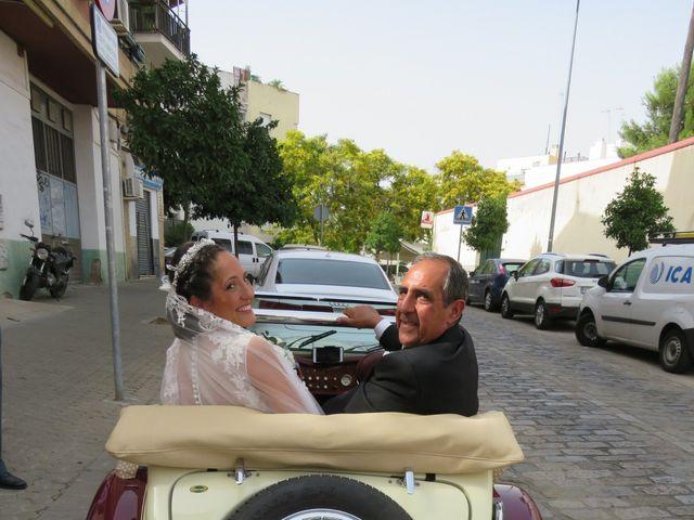 La boda de Rafa y Ana María en Sevilla, Sevilla 14