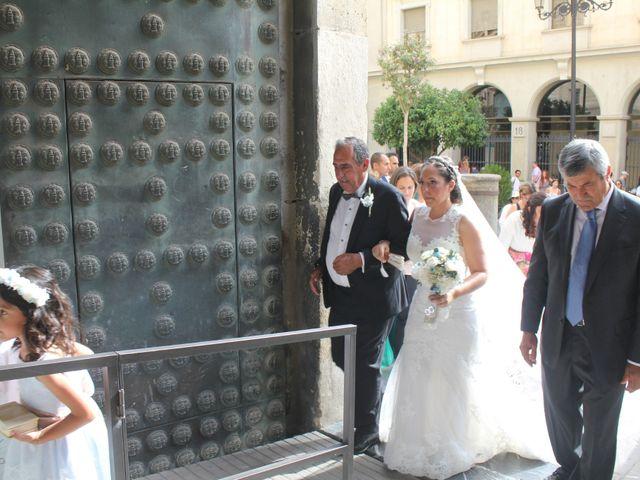 La boda de Rafa y Ana María en Sevilla, Sevilla 1